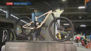 Montreal Bicycle Show wows Montrealers on two wheels