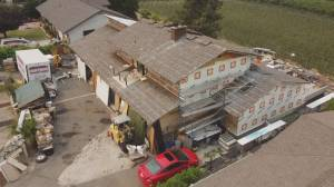 City of Kelowna eyeing possibility of demolishing dilapidated home (02:12)