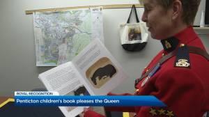 Penticton children's book receives royal recognition (01:57)