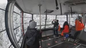 Ski resorts will be impacted by new coronavirus advisory (01:52)