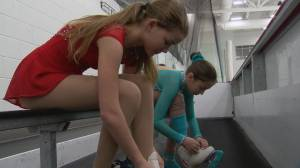 Pair of Lethbridge figure skaters headed to Alberta Winter Games together