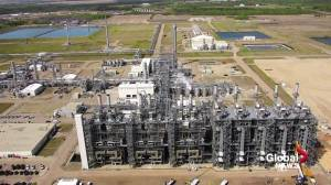 Major petrochemical investment announced in Alberta (01:40)