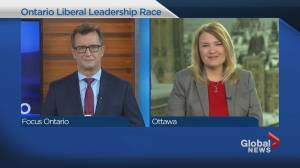 Liberal Leadership Candidate Brenda Hollingsworth (23:02)