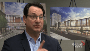 Glen Hirsh on community consultations for Portage Place