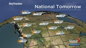 Edmonton weather forecast: Aug. 25