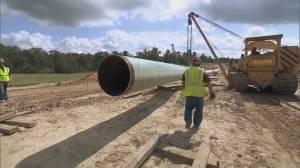 Developer pulls plug on Keystone XL pipeline (04:13)