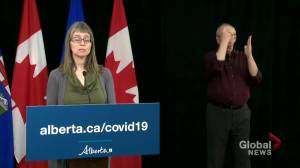 Alberta announces 47 new cases of COVID-19, 2 deaths on Monday
