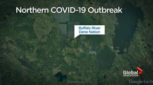 Northern First Nations seeing COVID-19 outbreaks (01:33)