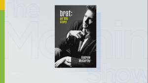 Andrew McCarthy revisits 'Brat Pack' days in latest memoir (07:41)