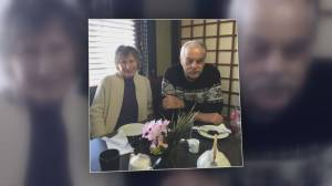 Married Vancouver couple both die from COVID-19 within hours of each other (00:43)