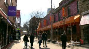 Murders of Asian women in the US sparks concern within Montreal's Asian community (02:00)