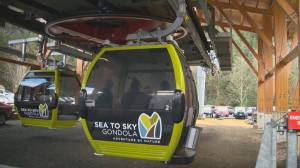 Sea to Sky Gondola carts set to start rolling Friday (04:11)