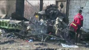 Iran crash investigation: evidence missile downed jet