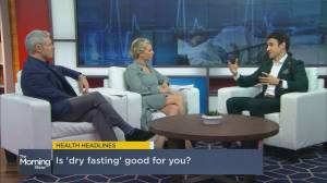 Ask Dr. Lukasz: Dry fasting
