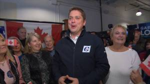 Federal Election 2019: Scheer says B.C. will 'make the difference' this campaign