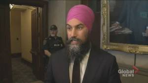 Rail blockades: Singh suggests three steps feds can take to deescalate tensions