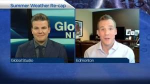 A look back at Alberta's summer storm season in 2021 (03:14)