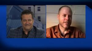 Global News Morning chats with 'Drifting Snow' director Ryan Noth (04:57)