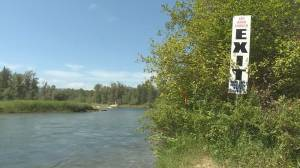 Locals concerned about littering, parking problems near Shuswap River float
