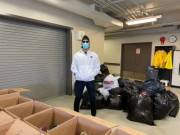 Play video: COVID-19 care kits delivered to Alberta residents