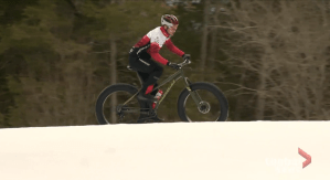Rise in winter cycling (04:17)