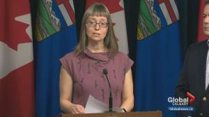 All classes cancelled, new restrictions in place as Alberta sees first potential community-spread COVID-19 cases