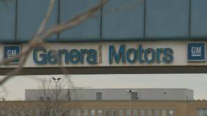 Last shift wraps at Oshawa GM plant, line shuts down