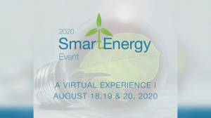 Smart Energy conference set to go virtual this week (05:49)