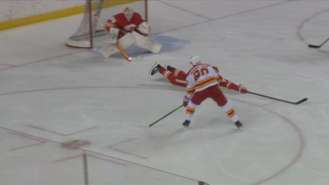 Click to play video: Calgary Flames GM Brad Treliving discusses the 2021 NHL season