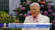 Play video: Alex Trebek opens up about his experimental cancer treatment
