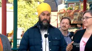 Federal Election 2019: Jagmeet Singh 'committed' to building more housing