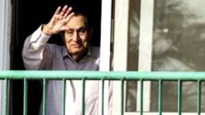 Former Egypt president Hosni Mubarak dies at age 91, state TV reports