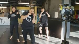 Vancouver MMA studio livestreams kids classes