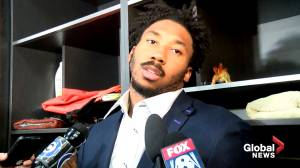 'I made a mistake, lost my cool and I regret it': Myles Garrett on helmet-swinging incident