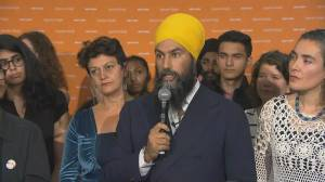 Federal Election 2019: Jagmeet Singh says he welcomes anyone who sees 'path together' with regards to Quebec sovereignty views