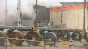 About 400 Evraz steel mill employees in Regina brace for layoffs over holidays (01:27)