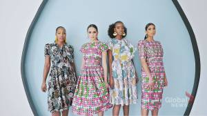 Toronto designer re-opens shop sharing African inspired fashion