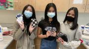 Play video: Edmonton high school students sew masks for peers during COVID-19