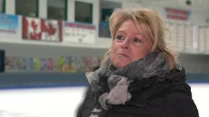 B.C.'s Emily Bausback eagerly awaits a competitive return to the ice (02:25)