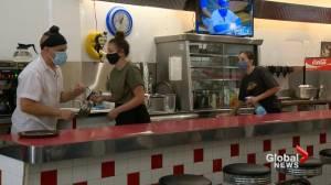 Saskatchewan restaurants, hotels prepare for pandemic winter (01:42)