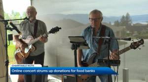 Coronavirus: Okanagan bands raise funds for food bank with live concert