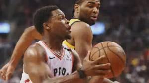 NBA superstar Kyle Lowry bids farewell to Toronto Raptors, heads to Miami Heat (01:54)