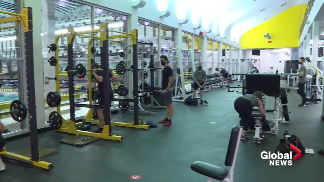 Click to play video: 'Alberta's 'Open for Summer' Stage 2 sees gyms and movie theatres reopen, restaurants resume indoor dining'