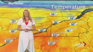 Global News Morning weather forecast: June 5, 2020