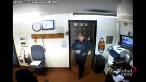 N.S. jury views video of Corey Rogers dying in jail
