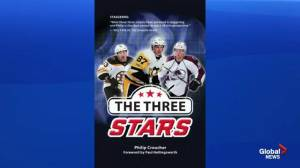 New book focuses on Crosby, MacKinnon, and Marchand