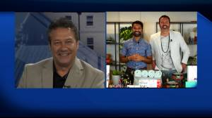 Global News Morning chats with The Style Guys (05:02)