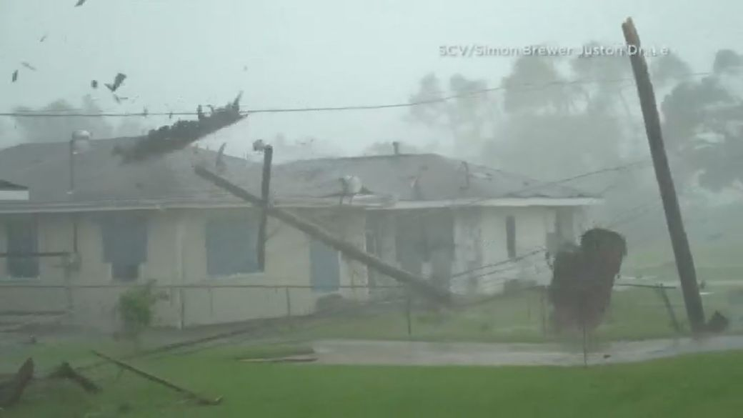 Click to play video: 'Major clean ups underway after Hurricane Ida carves destruction path'