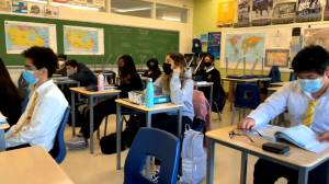 Ontario teachers seeking eligibility for COVID-19 vaccines (01:54)