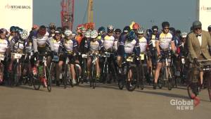MS Bike event from Leduc to Camrose set to take place July 10 (05:51)